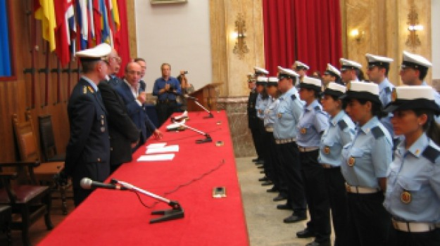 polizia municipale, Messina, Archivio