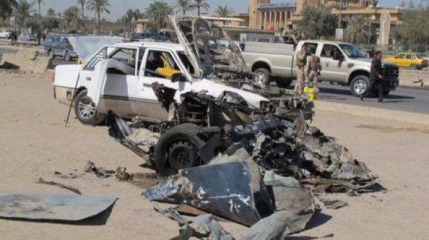 attentati, iraq, Sicilia, Archivio