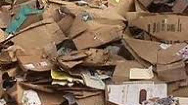 catanzaro, rifiuti, Catanzaro, Calabria, Archivio
