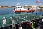 Oltre 200 migranti sbarcati a Lampedusa