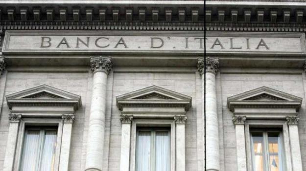 banca d'italia, conto arancio, ing bank, Sicilia, Economia