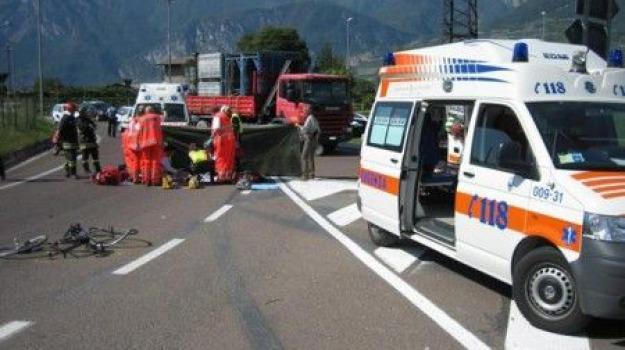 incidente mortale, Catanzaro, Calabria, Archivio