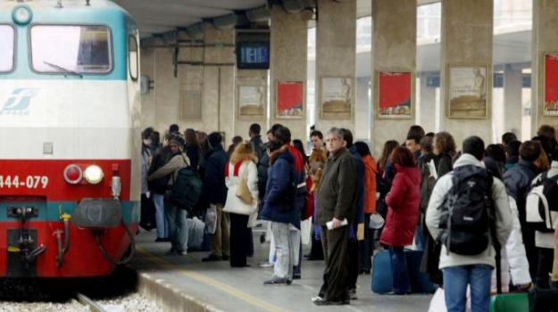 calabria, sciopero dei trasporti, Catanzaro, Calabria, Archivio