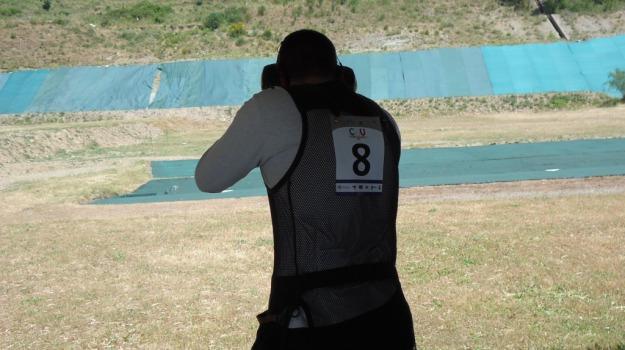 fossa olimpica, tiro a volo, Nino Barillà, Reggio, Calabria, Sport