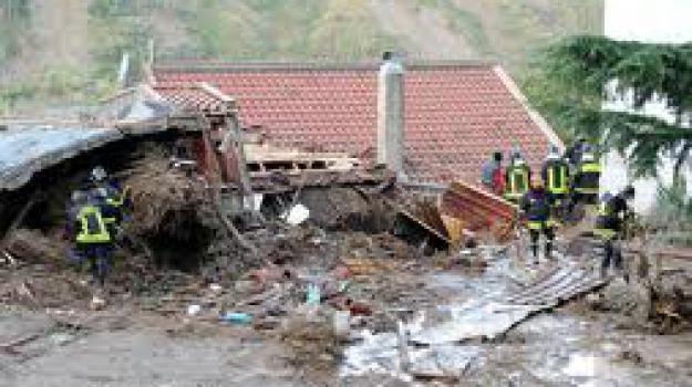 alluvione saponara, Messina, Archivio