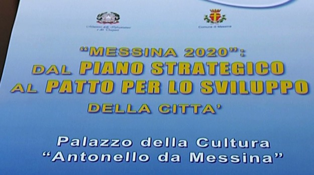 messina 2020, Messina, Archivio