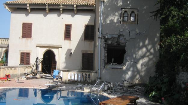 esplosione, taormina, Messina, Archivio
