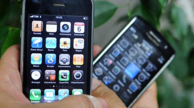glucosio, smartphone, tablet, Sicilia, Archivio, Cronaca