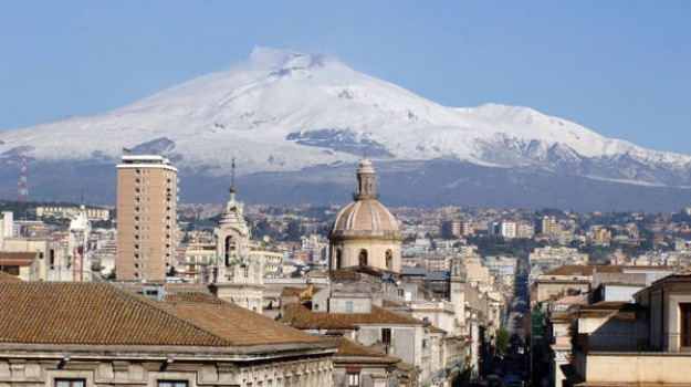 catania, terremoto, Sicilia, Archivio