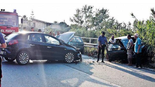 briatico, incidente stradale, Catanzaro, Calabria, Archivio