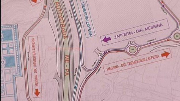 tangenziale, zafferia, Messina, Archivio