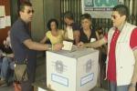 Contro chiusura tribunale, consegnate tessere elettorali