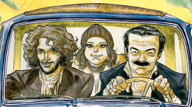daniele gonciaruk, storie sicilian comedy, taormina film fest, Sicilia, Cultura