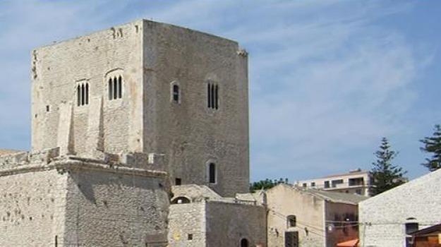 pozzallo, torre cabrera, Sicilia, Archivio