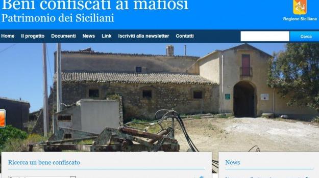 beni confiscati, mafia, sicilia, Messina, Archivio