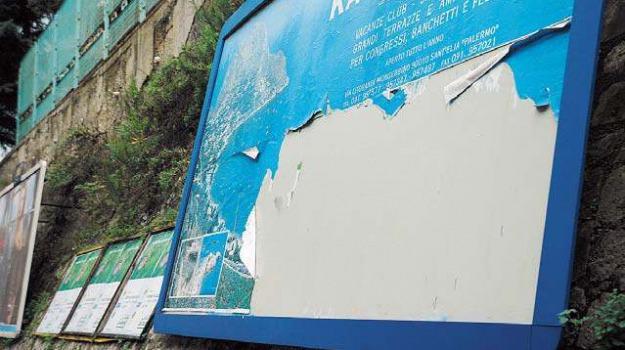 cartelloni, comune, Messina, Archivio