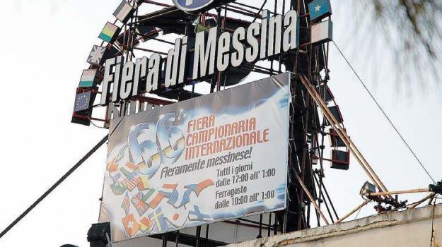 autorità portuale, fiera, Messina, Archivio