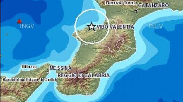 calabria, sisma, Calabria, Archivio