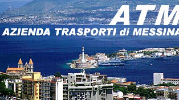 atm, sindacati, Messina, Archivio