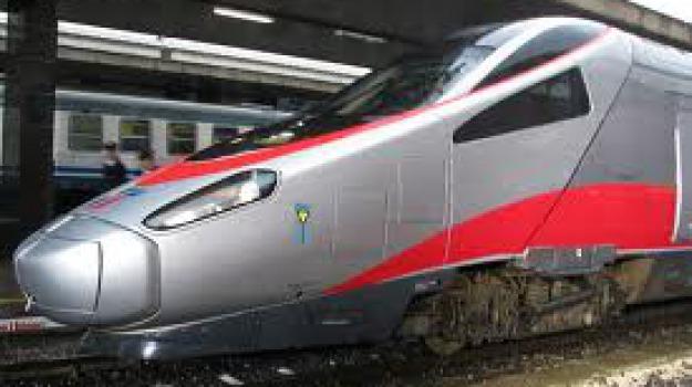 freccia d'argento, treni, Reggio, Calabria, Archivio