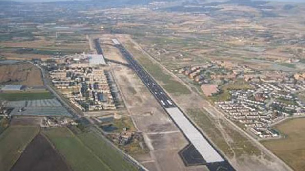 aeroporto, comiso, riggio, Sicilia, Archivio