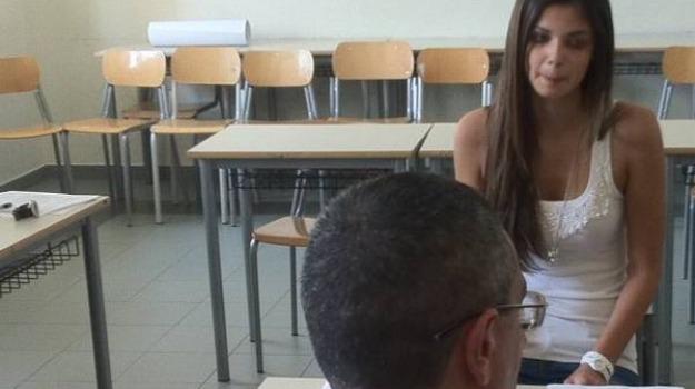 esami di maturità, miss italia, stefania bivone, Calabria, Archivio, Cultura