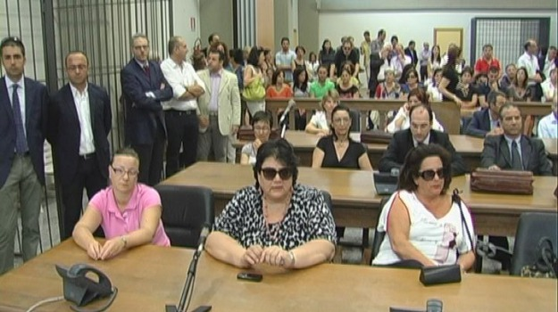 assemblea tribunale paola, tribunali chiusi, Cosenza, Calabria, Archivio