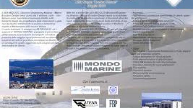 facoltà di ingegneria, sea med 2012, Messina, Archivio