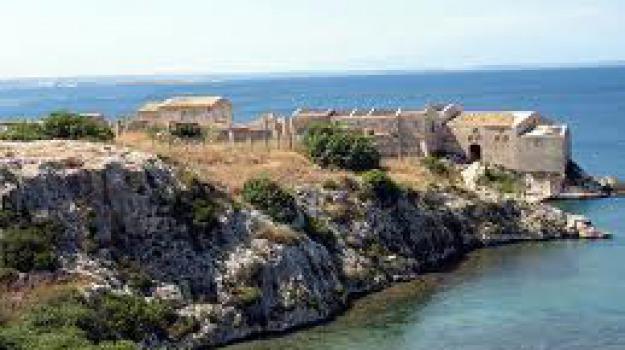 musei, siracusa, tonnara santa panagia, Sicilia, Archivio