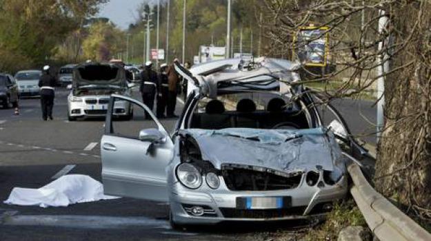 incidenti stradali, Calabria, Archivio, Cronaca
