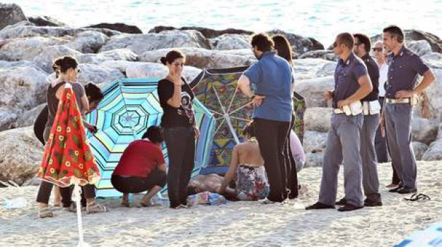 omicidio, spiaggia, vibo valentia, Catanzaro, Calabria, Archivio