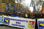 Forconi le proteste continuano in tutta Italia