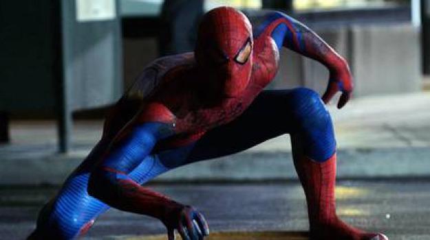 3d, film, spiderman, Sicilia, Archivio, Cultura