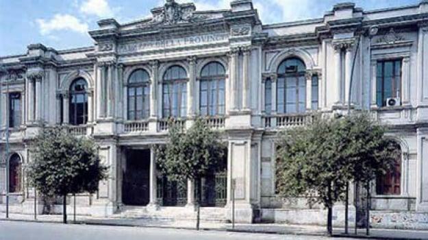 giunta provinciale, messina, ricevuto, Messina, Archivio