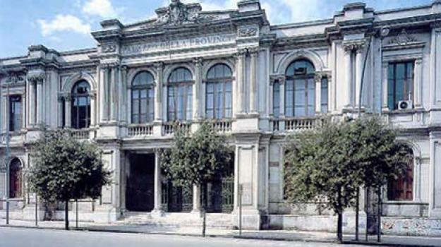 città metropolitana, Messina, Archivio