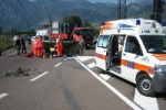 Incidente stradale morte due persone