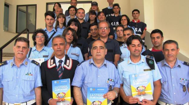 catanzaro, polizia locale, vigili urbani, volontariato, Catanzaro, Archivio