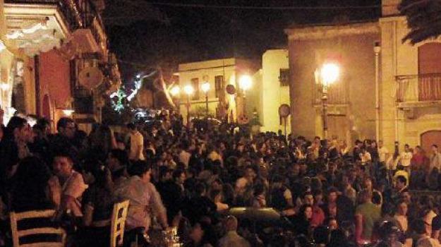 borgo, milazzo, movida, Messina, Archivio
