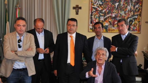 assessori, esperti, nanni ricevuto, nuova giunta, pippo rao, provincia di messina, Messina, Archivio
