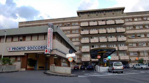 messina, parcheggi, policlinico, Messina, Archivio