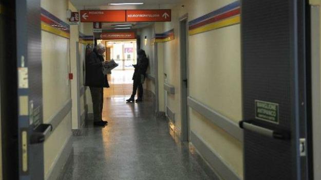 ospedale di lamezia, riabilitazione, Catanzaro, Calabria, Archivio