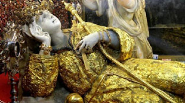 festino, santa rosalia, Sicilia, Archivio