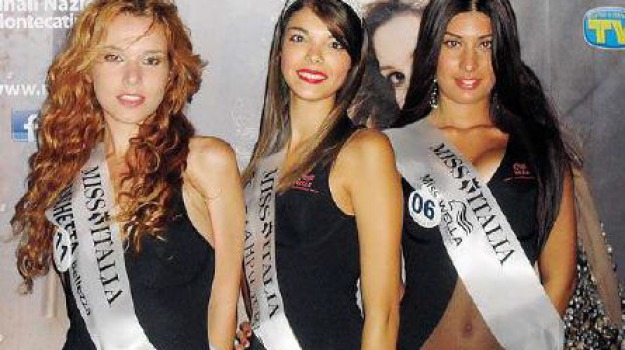 giampilieri, miss italia, Messina, Archivio