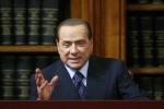 """Berlusconi: """"Anche ruolo di Napolitano in commissione d'inchiesta"""""""