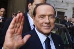 Berlusconi non è più Cav, si è autosospeso