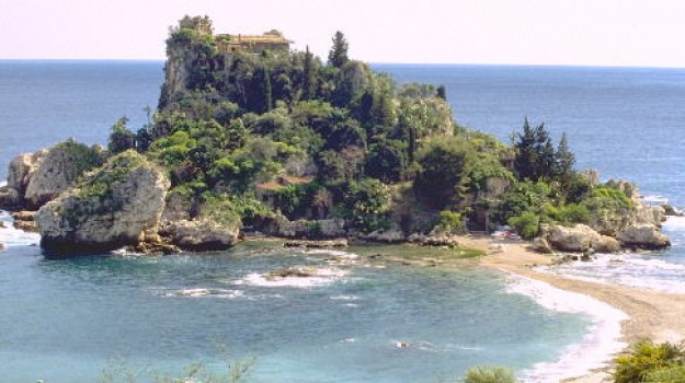 cutgana, isola bella, nanni ricevuto, provincia di messina, Messina, Archivio