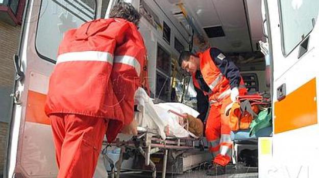 ambulante ferito, mes, Messina, Archivio