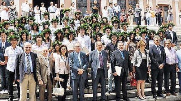 esami stato, università, Messina, Archivio