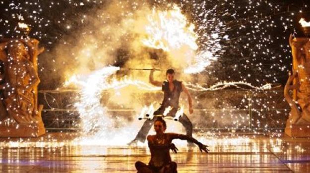festival del fuoco, Sicilia, Archivio