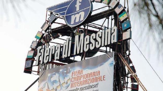 fiera, Messina, Archivio